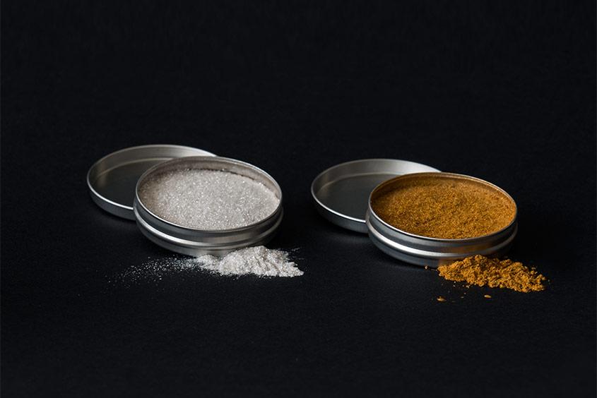 metalic sparks kit