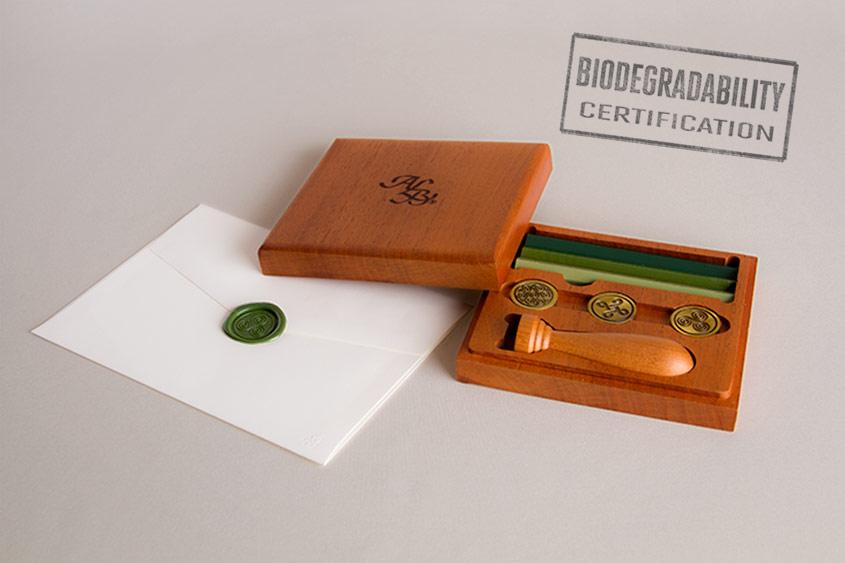sealing wax bio series set