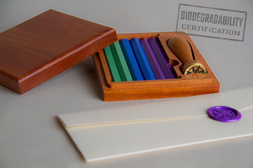 sealing wax de luxe set