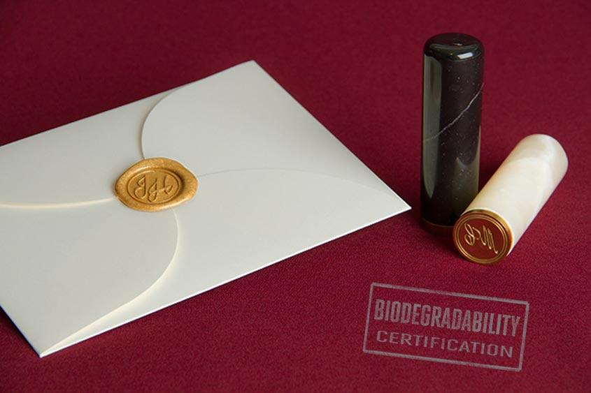 sealing wax seal de luxe